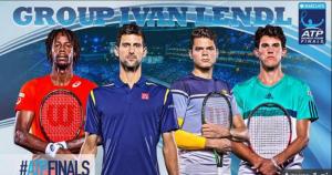 Turneul Campionilor. 10 ponturi din grupa Ivan Lendl.