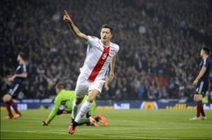 Cota zilei vine de la intalnirea amicala Polonia vs Slovenia