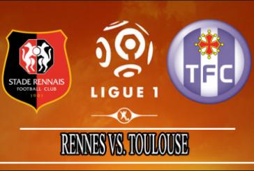 Rennes vs Toulouse in deschiderea etapei din Ligue 1