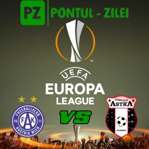 Austria Viena vs Astra Giurgiu - Meci decisiv pentru campionii Romaniei!