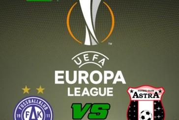 Austria Viena vs Astra Giurgiu – Meci decisiv pentru campionii Romaniei!