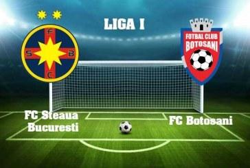 Botosani vs Steaua Bucuresti – Meci dificil pentru vicecampioni!