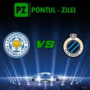 Leicester vs Club Brugge - Duel dezechilibrat in Grupa G!
