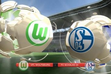 Wolfsburg vs Schalke 04. Din cupele europene la lupta pentru retrogradare
