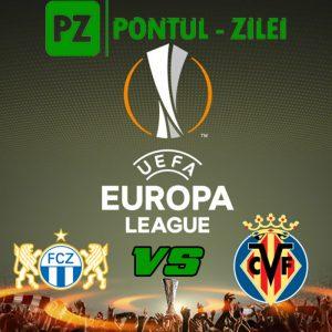 Zurich vs Villareal - Meci tare in grupa Stelei!