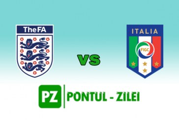 Anglia U21 vs Italia U21 – Amical tare intre juniori!