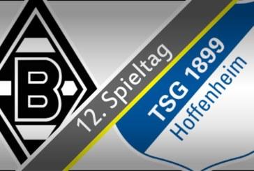 Monchengladbach vs Hoffenheim. Cota excelenta pentru victoria oaspetilor.