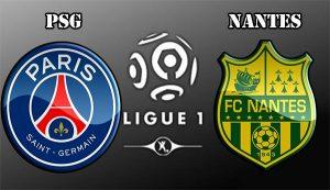 PSG vs Nantes - Toti banii pe campioana