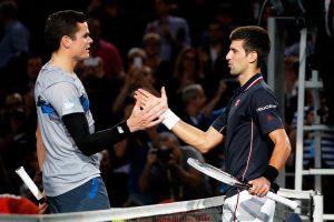 Ponturi tenis Turneul Campionilor Novak Djokovic vs Milos Raonic