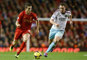 Liverpool vs West Ham. Isi revine Liverpool dupa socul de la Bournemouth?