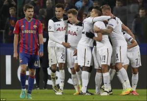 Tottenham Hotspur vs CSKA Moscova. Cine castiga ajunge in primavara europeana.