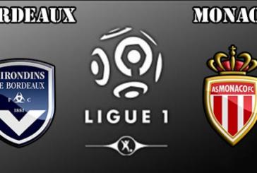 Bordeaux vs Monaco. Meci echilibrat pe Nouveau Stade de Bordeaux.