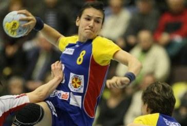Romania vs Rusia Campionatul European de handbal feminin