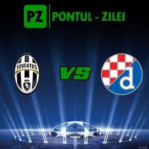 Juventus vs Dinamo Zagreb - Meci usor pentru Batrana Doamna!
