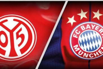 Mainz vs Bayern – Bavarezii sunt obligati sa forteze si tu sa prinzi o cota de 2.80!