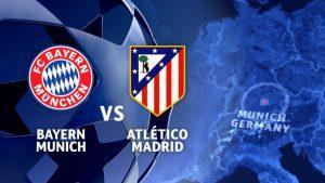 Bayern vs Atletico Madrid – Vezi cum poti obtine o cota de 3.90 la acest meci!