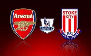 Arsenal vs Stoke - Vezi cum obtii cota de 2.70 pe victoria tunarilor!