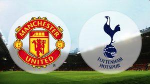 Manchester United vs Tottenham - Ia serios in calcul o cota de 3.35
