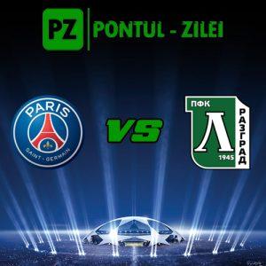 Paris Saint-Germain vs Ludogorets - Keseru&Co. vor sa produca surpriza!
