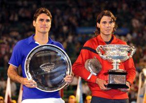 Roger Federer vs Rafael Nadal-Finala Australian Open