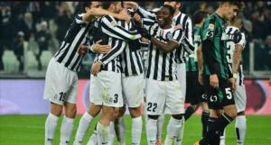 Sassuolo vs Juventus. Festival de goluri pe Mapei Stadium.