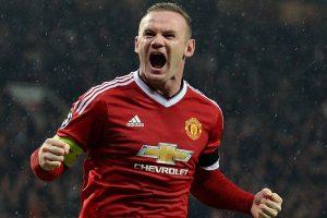 Wayne Rooney devine cel mai bine platit jucator din lume - 52 de milioane £ pe an!