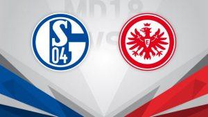 Schalke vs Frankfurt - Cota 2.14 pentru cel mai probabil rezultat la pauza