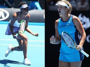 Ponturi tenis feminin Coco Vandeweghe vs Venus Williams