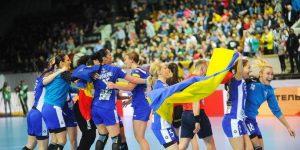 CSM Bucuresti vs Larvik din Champions League la handbal feminin, 27 ianuarie