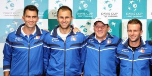 Belarus vs Romania – meciul din Cupa Davis la tenis