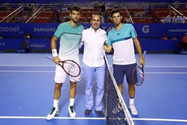 Tenis masculin Brisbane-Thiem vs Groth si Dimitrov vs Mahut