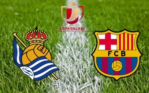 Real Sociedad vs Barcelona - Dubleaza-ti investitia cu un egal la pauza sau final!