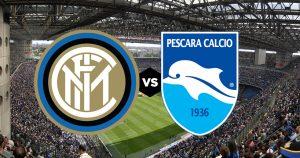 Inter vs Pescara - Pune pe trei cote garantate de nerazzurri