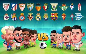 Mizeaza cu incredere pe cotele speciale oferite de Barcelona, Real si Sevilla!