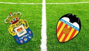 Las Palmas vs Valencia - Profita de o cota 3.40!