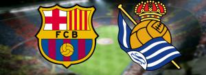 Barcelona vs Real Sociedad - Incerci o cota de 4.50?
