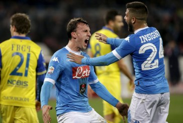 Napoli vs Sampdoria – Partida facila pentru gazde!