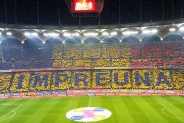 Nationala de fotbal a Romaniei se lupta pentru calificare la CM 2018