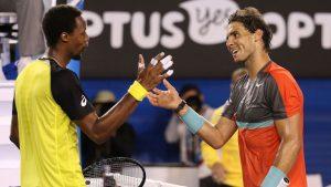 Ponturi tenis masculin Rafael Nadal vs Gael Monfils