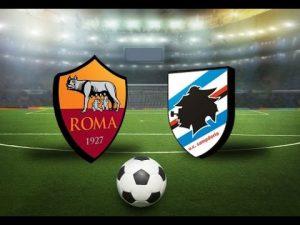 AS Roma vs Sampdoria - Mergem pe mana romanilor!