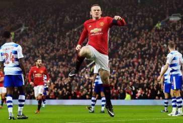 Rooney scrie istorie la Manchester United, egaland recordul lui Sir Bobby Charlton