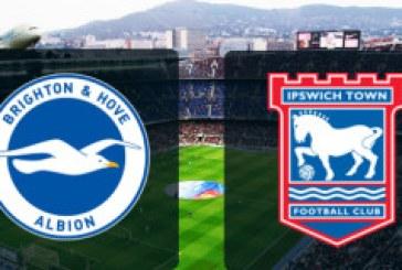 Brighton vs Ipswich – pariati pe gazde!
