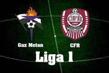Gaz Metan Medias vs CFR Cluj – Meci echilibrat in Liga 1!