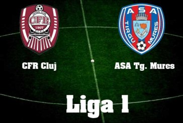 CFR Cluj vs ASA Targu Mures – Meci abordabil pentru clujeni!