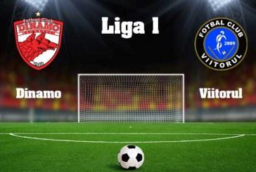 Dinamo Bucuresti vs Viitorul Constanta – Meci tare pentru lider!