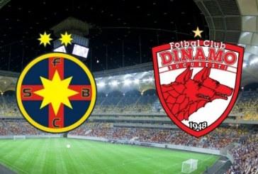 Steaua vs Dinamo – Castigi usor cu Unicul Derby de Martisor