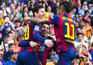 Cota IMENSA pentru ca Barcelona sa marcheze!