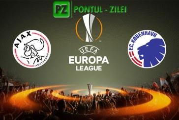 Ajax vs Copenhaga – Duel incins la Amsterdam!