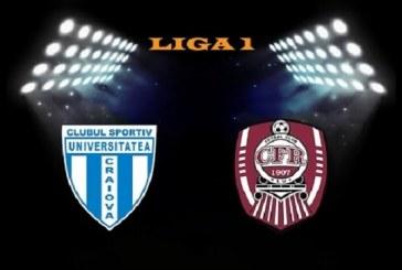 CS U Craiova vs CFR Cluj – Duel pentru locul 2!