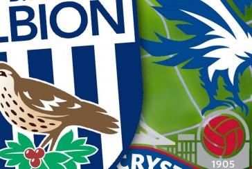 West Bromwich vs Crystal Palace – Gazdele va aduc profit!